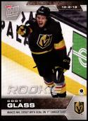 2019-20 Topps Now Stickers #4 Cody Glass RC NM-MT Las Vegas Golden Knights PR 1,483