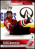 2019-20 Topps Now Stickers #7 Blake Coleman NM-MT New Jersey Devils PR 1,483