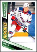 2019-20 Upper Deck Parkhurst #300 Kaapo Kakko RC NM-MT New York Rangers