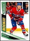 2019-20 Upper Deck Parkhurst #310 Ryan Poehling RC NM-MT Montreal Canadiens