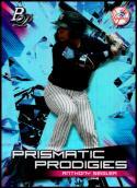 2019 Bowman Platinum Prismatic Prodigies #PPP-31 Anthony Seigler NM-MT New York Yankees