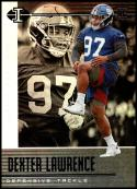 2019 Panini Illusions Retail #88 Dexter Lawrence NM-MT New York Giants