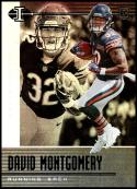 2019 Panini Illusions Retail #91 David Montgomery NM-MT Chicago Bears