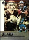 2019 Panini Illusions Retail #96 Will Grier NM-MT Carolina Panthers
