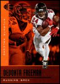 2019 Panini Illusions Trophy Collection Orange #29 Devonta Freeman NM-MT Atlanta Falcons
