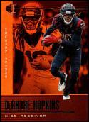 2019 Panini Illusions Trophy Collection Orange #56 DeAndre Hopkins NM-MT Houston Texans