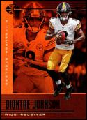 2019 Panini Illusions Trophy Collection Orange #72 Diontae Johnson NM-MT Pittsburgh Steelers