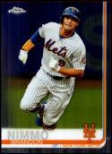 2019 Topps Chrome #8 Brandon Nimmo NM-MT New York Mets