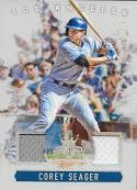 2017 Diamond Kings DK Materials Holo Silver #30 Corey Seager NM-MT 59/99 Los Angeles Dodgers