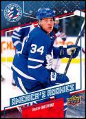 2016-17 National Hockey Card Day #USA-1 Auston Matthews NM-MT Maple Leafs