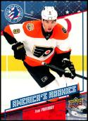 2016-17 National Hockey Card Day #USA-4 Ivan Provorov NM-MT Philadelphia Flyers