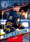 2016-17 National Hockey Card Day #USA-7 Jack Eichel NM-MT Buffalo Sabres