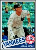 2020 Topps Silver Packs Refractors #85C-27 Aaron Judge NM-MT New York Yankees