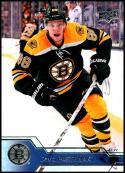 2016-17 Upper Deck #16 David Pastrnak NM-MT Bruins