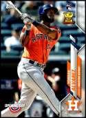 2020 Topps Opening Day #63 Yordan Alvarez RC NM-MT Houston Astros