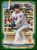 2020 Topps Gypsy Queen Green #65 Pete Alonso NM-MT New York Mets