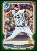 2020 Topps Gypsy Queen Green #66 Kirby Yates NM-MT San Diego Padres