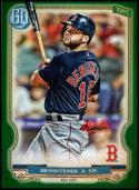 2020 Topps Gypsy Queen Green #117 Andrew Benintendi NM-MT Boston Red Sox