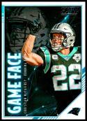 2020 Score Game Face #GF-CM Christian McCaffrey NM-MT Carolina Panthers