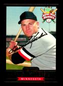 1999 Hillshire Farms Home Run Heroes Autographs #2 Harmon Killebrew NM-MT Minnesota Twins