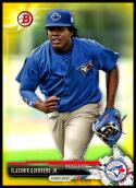2017 Bowman Prospects Yellow #BP32 Vladimir Guerrero Jr. NM-MT Toronto Blue Jays