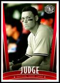2017 Honus Bonus Fantasy #418 Aaron Judge NM-MT New York Yankees