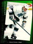1994-95 Upper Deck Predictor Retail #R59 Wayne Gretzky NM-MT Los Angeles Kings