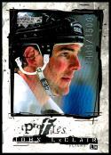 1998-99 Upper Deck Profiles Quantum 1 #P25 John LeClair NM-MT 1409/1500 Philadelphia Flyers