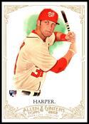 2012 Allen & Ginter #12 Bryce Harper NM-MT RC Washington Nationals